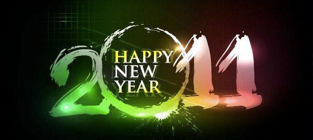 Happy New Decade & Holidays! <3