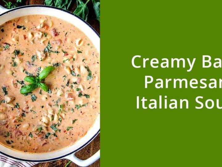 Creamy Italian Soup